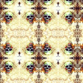 Glamour skull