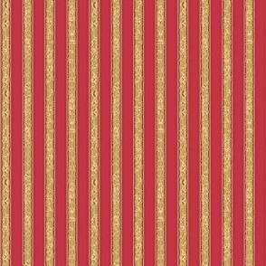 Geranium Red Stripes © Gingezel™ 2013