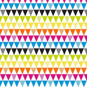 triangle neons