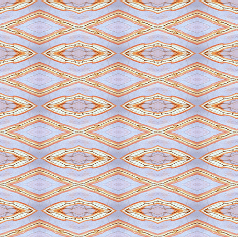 Aztec River by LisaVerploeghDesign fabric by lisaverploeghdesign on Spoonflower - custom fabric