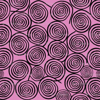 Swirl Patterm Sally Inspired