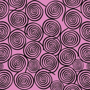 Swirl Patterm Sally Inspired