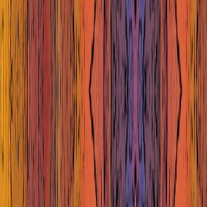 PARADISE FLOWER 1 Wavy Stripes