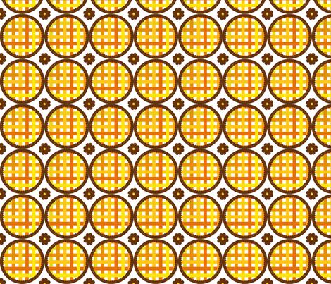 pies-ed fabric by pimpiniputtipa on Spoonflower - custom fabric