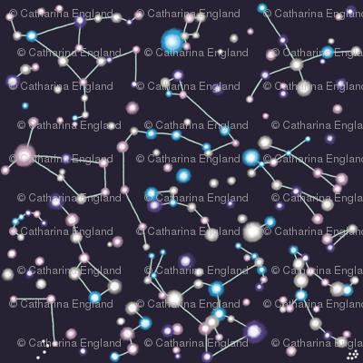 Starry Sky (Purple)