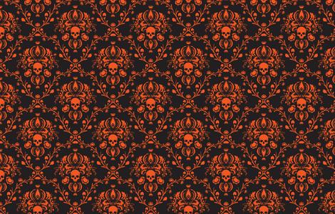 halloween orange and black wallpaper - photo #38