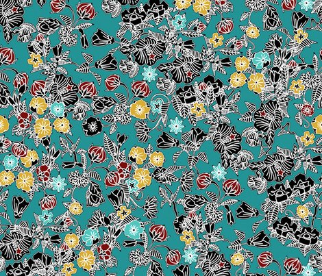 Rrrcloisonne_flowers_teal_sharon_turner_st_sf_shop_preview