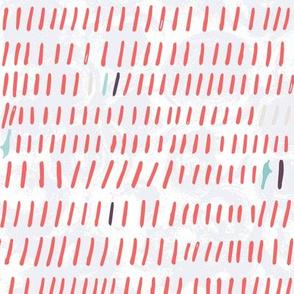 Calligraphic Strokes :: / :: col 1