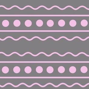 Dots & Ribbons PINK