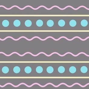 Dots & Ribbons Multi