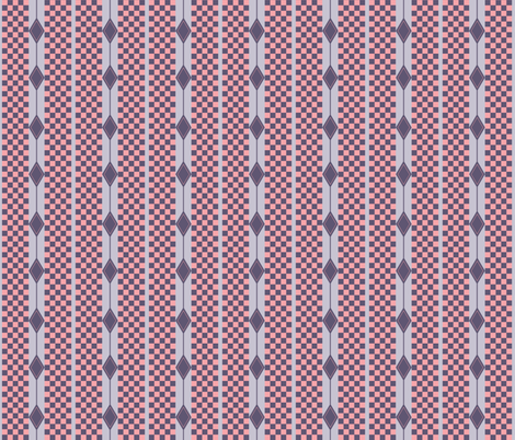 checkspink fabric by snap-dragon on Spoonflower - custom fabric