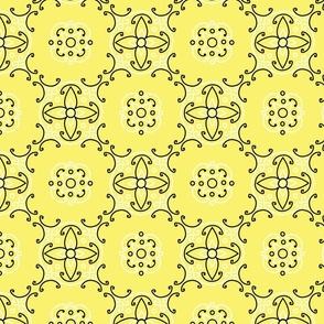 Bandana Mustard
