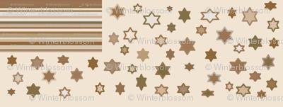 Israeli Stars and Stripes