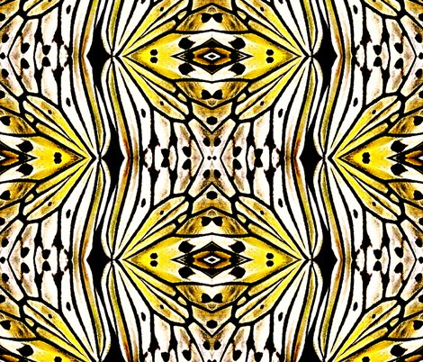 Flutterby butterfly fabric whimzwhirled spoonflower for Flutterby wallpaper