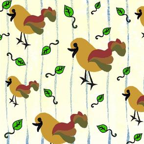 fabric_design_birds