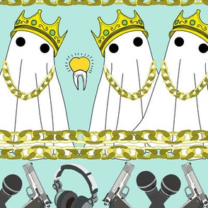 BFF Hip Hop Ghosts