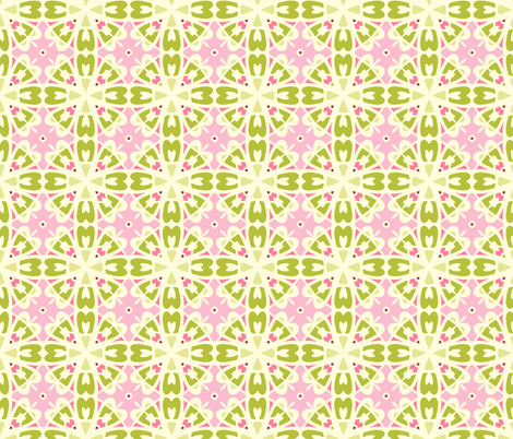 Creamy Apple Berry Pie fabric by inscribed_here on Spoonflower - custom fabric