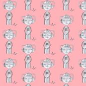 - Cyberman, Pink