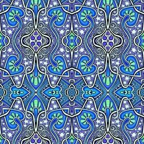 Starry Blue Squirmy