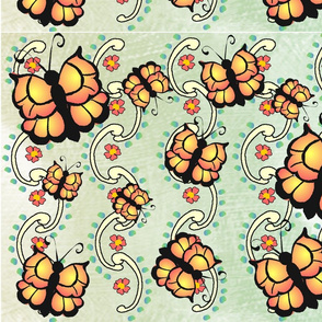 fabric_butterflies_sage_green_back