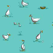 All my little duckies