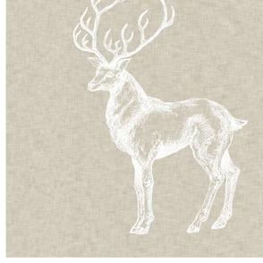 cushion_linen_deer