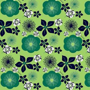 Sarah's Garden emerald