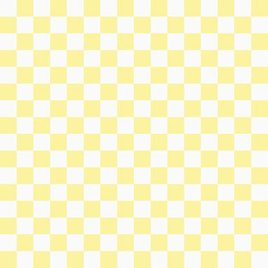 Checkerboard Yellow
