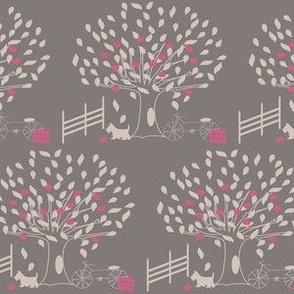 Apple Tree Dusty Pink