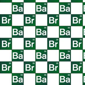 Barium & Bromine