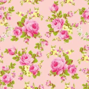 English Roses n wreaths by Paris bebe