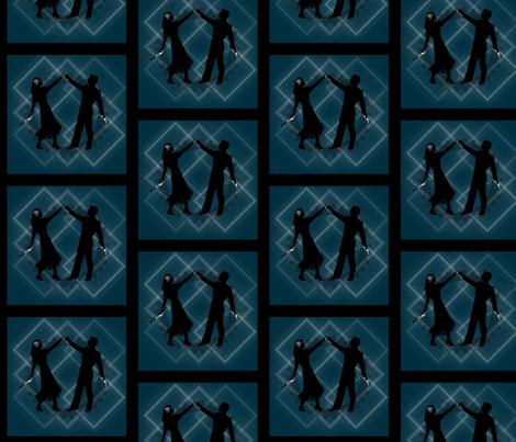 PlayNice1 fabric by hmilwicz on Spoonflower - custom fabric