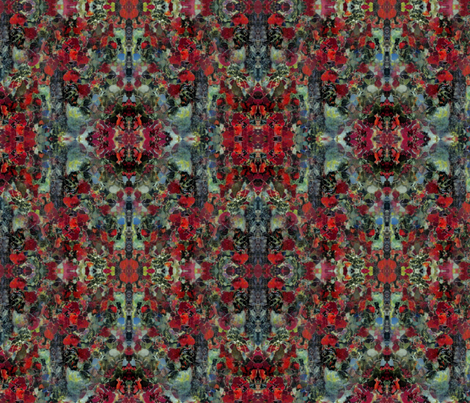 RedCollage2 fabric by annieleon on Spoonflower - custom fabric