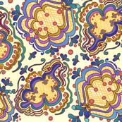 fabric_pattern_Indian_motif_3
