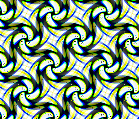 It's a ghost night fabric by alfabesi on Spoonflower - custom fabric