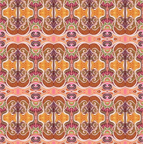 The Great Sahara Desert fabric by edsel2084 on Spoonflower - custom fabric