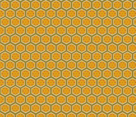 Honey Pie fabric by ms_majabird on Spoonflower - custom fabric