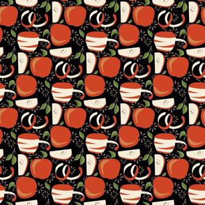 Apples for Peeling_Black