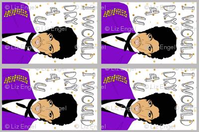 Prince Tea Towel