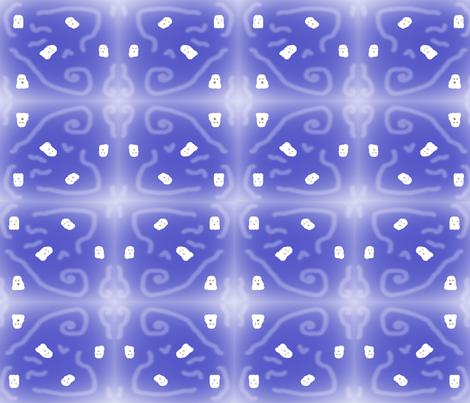 baileycontestghost fabric by bailesssss on Spoonflower - custom fabric