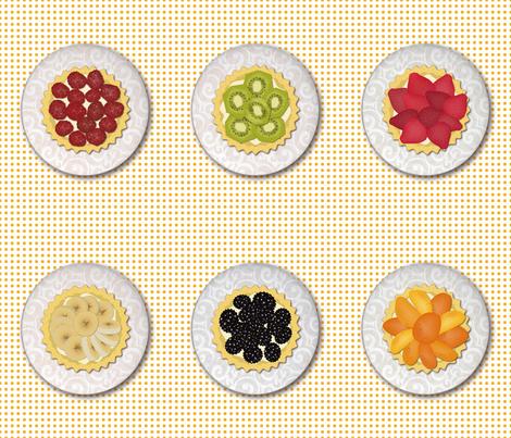 Tutti Frutti fabric by vannina on Spoonflower - custom fabric