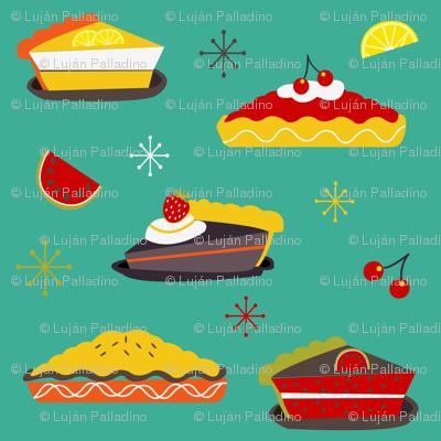 Retro pies for you
