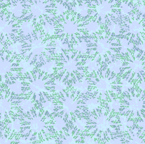 blue winds fabric by materialsgirl on Spoonflower - custom fabric