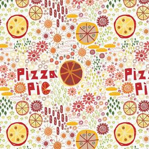 Pizza Pizza Pie