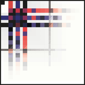 Pixelating Plaid 2