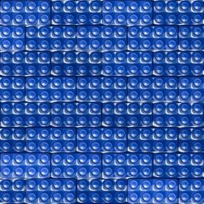 Builder's Bricks - Blue