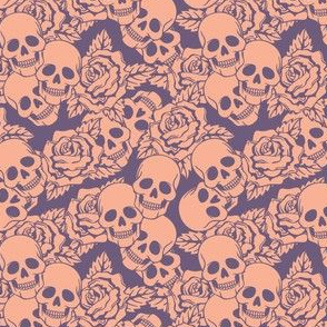 Boysenberry Skulls Small