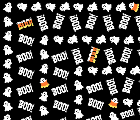BrittanyGhosts fabric by newunity on Spoonflower - custom fabric