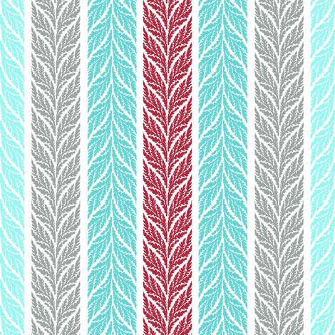 happy acanthus fabric by keweenawchris on Spoonflower - custom fabric