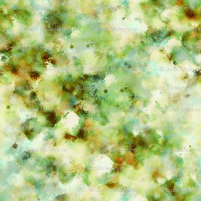 Watercolor Woodland
